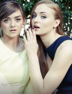 photos Maisie Williams