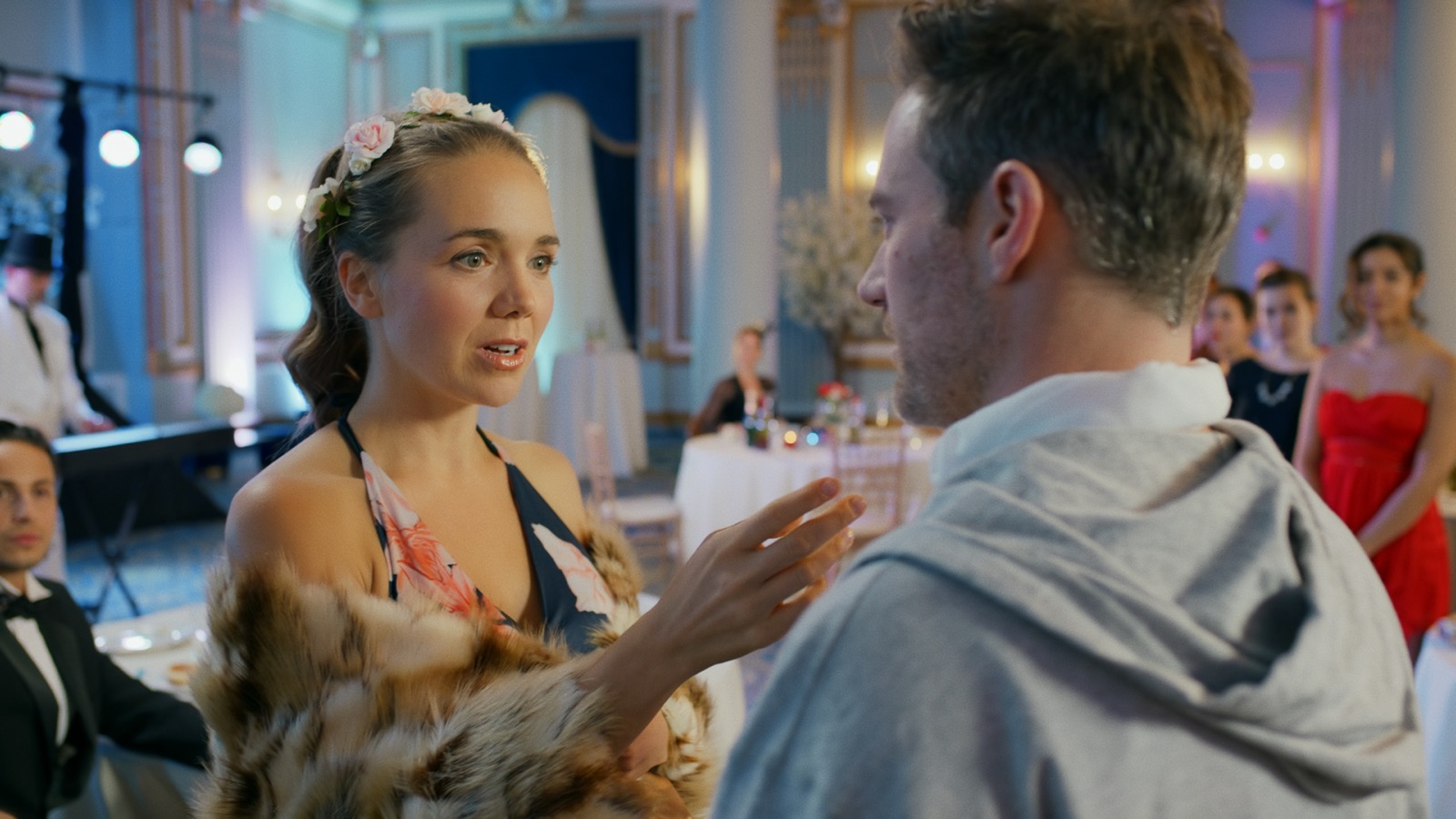 Lucie Vondráčková dans le film Hotel Limbo (2020) - 4 ...