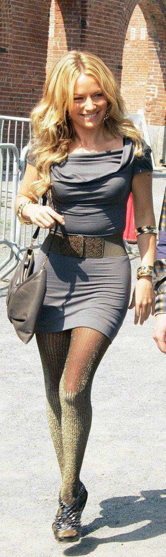Becki newton nue nue