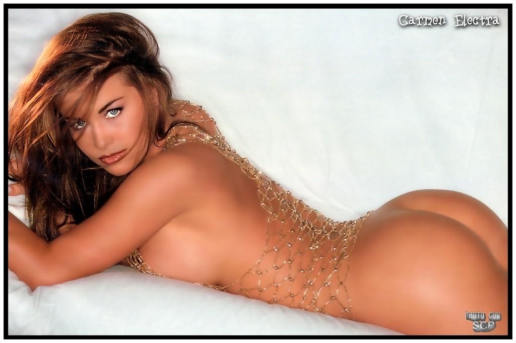 Free Porn Carmen Electra Photo Pics