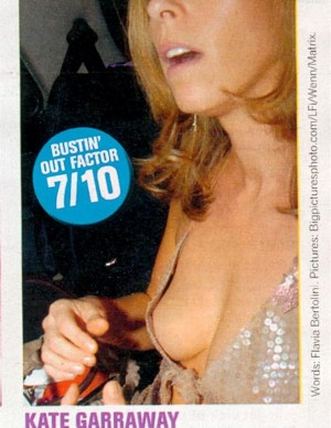 charity strip garraway Kate