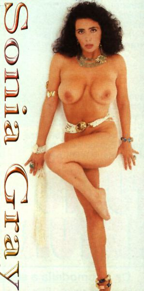 Sonia Grey's Nude Pictures